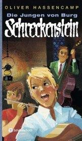 Die Jungen von Burg Schreckenstein, Jubiläumsausgabe Cover