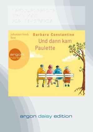 Und dann kam Paulette, 1 MP3-CD (DAISY Edition)