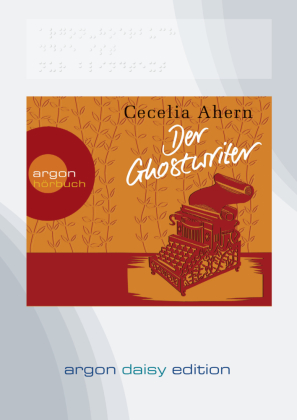 Der Ghostwriter, 1 MP3-CD (DAISY Edition)