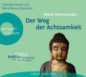 Der Weg der Achtsamkeit, 1 Audio-CD Cover