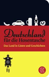 Deutschland für die Hosentasche Cover