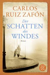 Der Schatten des Windes Cover