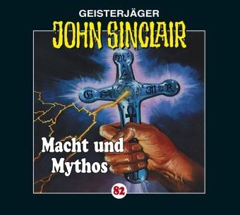 Geisterjäger John Sinclair - Macht und Mythos, 1 Audio-CD