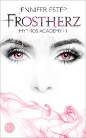 Mythos Academy - Frostherz Cover