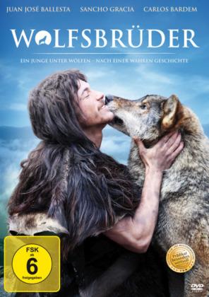 Wolfsbrüder - Ein Junge unter Wölfen, 1 DVD