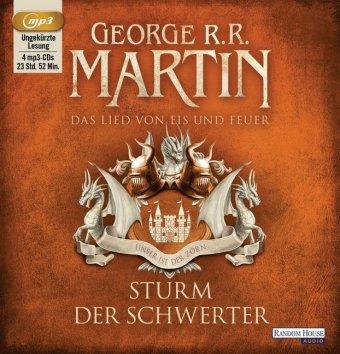 Das Lied von Eis und Feuer - Sturm der Schwerter, 4 Audio-CD,