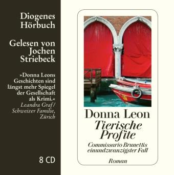 Tierische Profite, 8 Audio-CDs