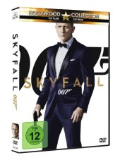 James Bond 007 - Skyfall, 1 DVD Cover