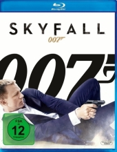 James Bond 007 - Skyfall, 1 Blu-ray Cover