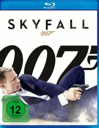 James Bond 007 - Skyfall, 1 Blu-ray