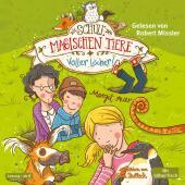 Die Schule der magischen Tiere - Voller Löcher!, 2 Audio-CDs Cover