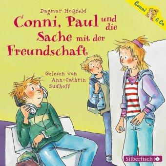 Conni, Paul und die Sache mit der Freundschaft, 2 Audio-CDs