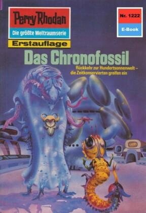 Perry Rhodan 1222: Das Chronofossil