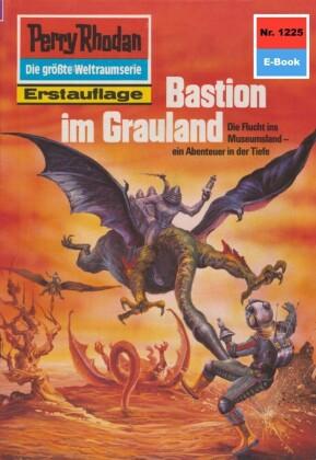 Perry Rhodan - Bastion im Grauland (Heftroman)