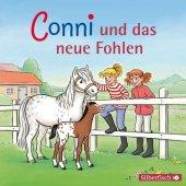 Meine Freundin Conni, Conni und das neue Fohlen, 1 Audio-CD