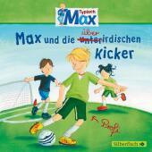 Max und die überirdischen Kicker, 1 Audio-CD Cover