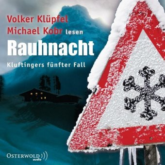 Rauhnacht, 4 Audio-CDs