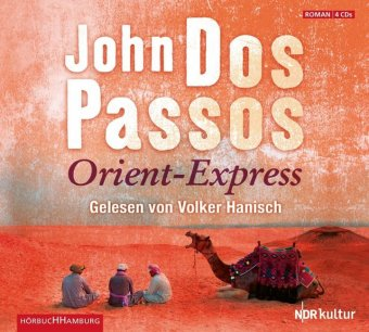 Orient-Express, 4 Audio-CDs