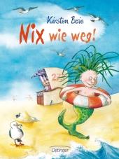 Nix wie weg! Cover