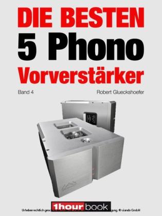 Die besten 5 Phono-Vorverstärker (Band 4)