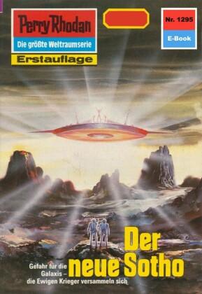 Perry Rhodan - Der neue Sotho (Heftroman)