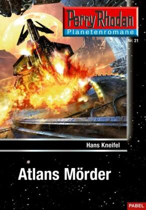 Planetenroman - Atlans Mörder