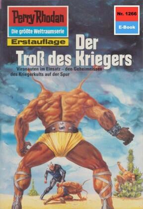 Perry Rhodan - Der Troß des Kriegers (Heftroman)