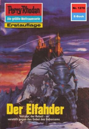 Perry Rhodan - Der Elfahder (Heftroman)