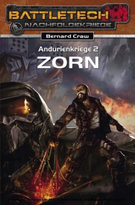 BattleTech 21: Andurienkriege 2. Bd.2