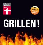 Grillen! Cover