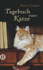 Tagebuch einer Katze Cover