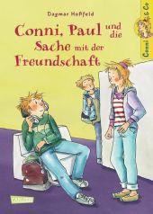 Conni, Paul und die Sache mit der Freundschaft Cover