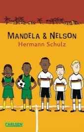 Mandela & Nelson - Das Länderspiel Cover