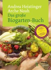 Das große Biogarten-Buch Cover