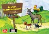 Die Bremer Stadtmusikanten, Kamishibai Bildkartenset