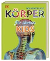 Der menschliche Körper für clevere Kids Cover