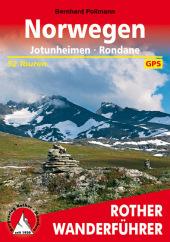 Rother Wanderführer Norwegen