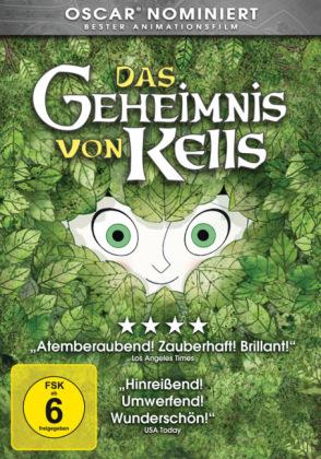 Das Geheimnis von Kells, 1 DVD (Collector's Edition Mediabook)