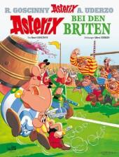 Asterix - Asterix bei den Briten Cover