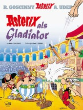 Asterix - Asterix als Gladiator Cover