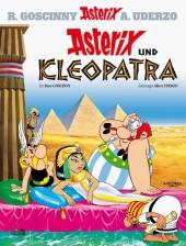 Asterix - Asterix und Kleopatra Cover
