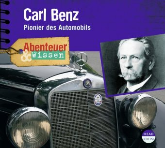 Carl Benz, 1 Audio-CD