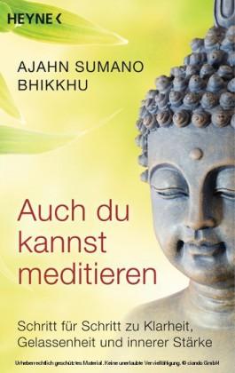 Auch du kannst meditieren