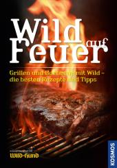 Wild auf Feuer Cover