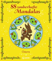 88 zauberhafte Mandalas - Ostern Cover
