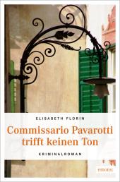 Commissario Pavarotti trifft keinen Ton Cover