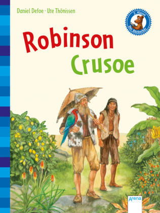 Cover des Mediums: Robinson Crusoe