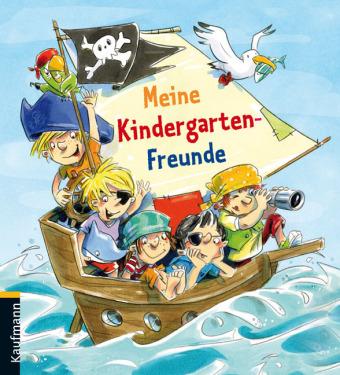 Meine Kindergarten-Freunde (Motiv Piraten)