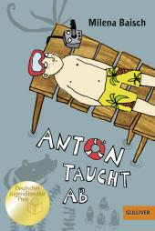 Anton taucht ab Cover