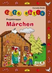 """Kita aktiv """"Projektmappe Märchen"""" Cover"""
